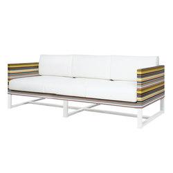 Stripe sofa 3-seater | Divani da giardino | Mamagreen