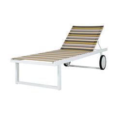Stripe lounger | Méridiennes de jardin | Mamagreen