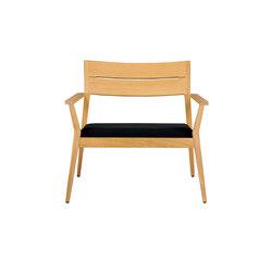 Twizt upholstery accent armchair (sunbrella) | Poltrone da giardino | Mamagreen