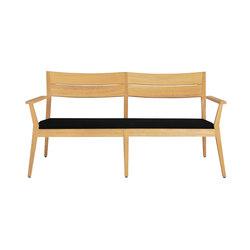 Twizt upholstery accent love seat (sunbrella) | Garden benches | Mamagreen