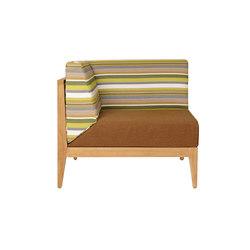 Twizt corner seat | Garden armchairs | Mamagreen