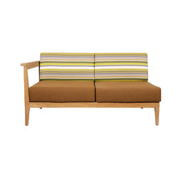 Twizt sectional right hand | Garden sofas | Mamagreen