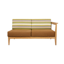 Twizt sectional left hand | Garden sofas | Mamagreen