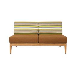 Twizt sectional seat | Garden sofas | Mamagreen
