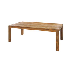 Vigo dining table 200x100 cm (wood legs) | Tables à manger de jardin | Mamagreen