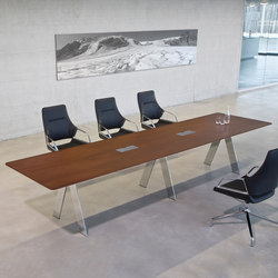 EKKO Conference | Conference tables | Zoom by Mobimex