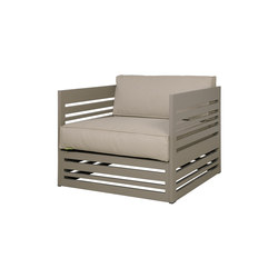 Yuyup sofa 1-seater low back | Gartensessel | Mamagreen