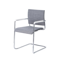 Rivo 1410 | Visitors chairs / Side chairs | BRUNE