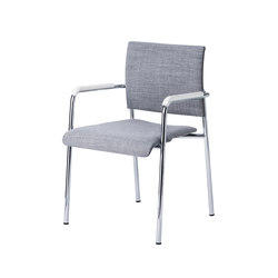 Rivo 1405 | Visitors chairs / Side chairs | BRUNE