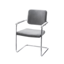Skid 2205 01 | Visitors chairs / Side chairs | BRUNE