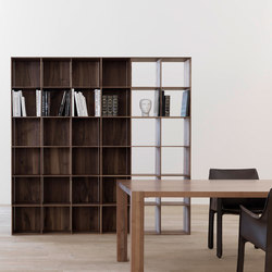 In-aga | Library shelving | Zoom by Mobimex