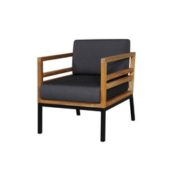 Zudu lounge 1-seater | Poltrone da giardino | Mamagreen