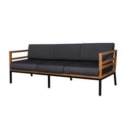 Zudu lounge 3-seater | Garden sofas | Mamagreen