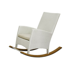 Tessa rocking chair | Sillones de jardín | Mamagreen