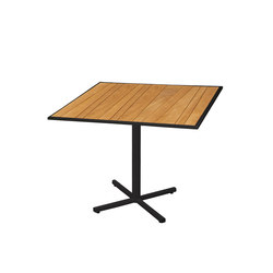 Allux dining table 90x90 cm (Base P) | Dining tables | Mamagreen