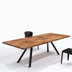 L'arc | Tables de repas | Zoom by Mobimex
