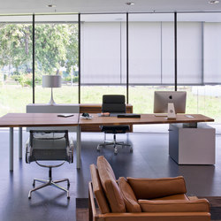 TIX Office | Executive desks | Zoom by Mobimex