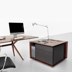 X2 Office | Individual desks | Zoom by Mobimex