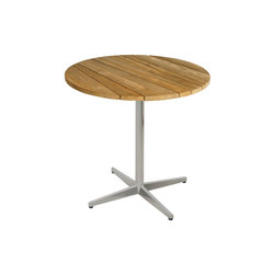 Gemmy dining table Ø 80 cm (Base A) | Mesas de comedor de jardín | Mamagreen