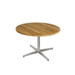 Gemmy coffee table Ø 80 cm (Base A) | Tables basses de jardin | Mamagreen