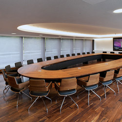 ZOOM Conference | Conference table systems | Zoom by Mobimex