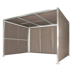 Canopy single 360 hanging sides | Gazebo da giardino | Mamagreen