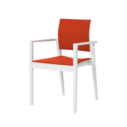 Lignum 2505-003 | Visitors chairs / Side chairs | BRUNE