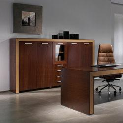 Aparadores-cómodas-Muebles de archivo-Archivo-Belesa wengue roble-Ofifran