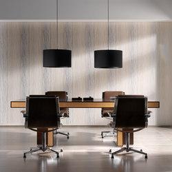 Mesas de conferencias-Mesas de reuniones-Conferencia-reunión-Belesa wengue roble-Ofifran
