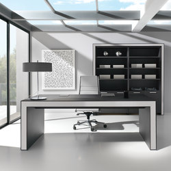 Belesa negro blanco | Executive desks | Ofifran