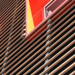 4Sun | Facade cladding | RAVAIOLI LEGNAMI