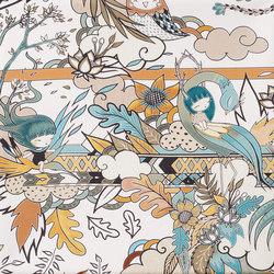 Selva Cobre | Tissus pour rideaux | Equipo DRT
