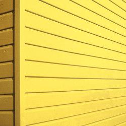 Perlage | Facade cladding | RAVAIOLI LEGNAMI
