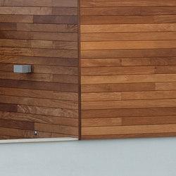 Woodwrap | Facade cladding | RAVAIOLI LEGNAMI