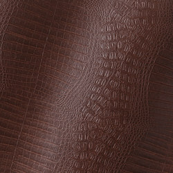 Cordoba Alligator mocca 012696 | Kunstleder | AKV International