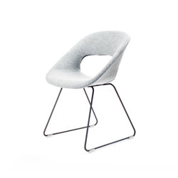 Diagonal Wire Chair | Sedie visitatori | dutchglobe