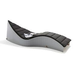 Koii | Chaise longues | Müller Möbelwerkstätten