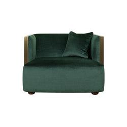 Boccaccio armchair | Fauteuils d'attente | Promemoria