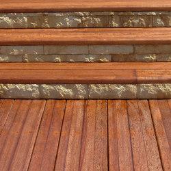 Iroko | Revêtements de terrasse | RAVAIOLI LEGNAMI