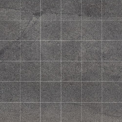 Blend Stone | Dark Mosaico A | Mosaici ceramica | TERRATINTA GROUP