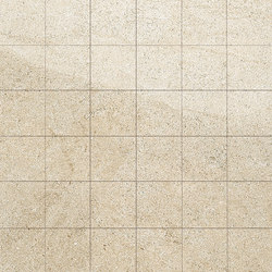Blend Stone | Ivory Mosaic A | Mosaïques céramique | TERRATINTA GROUP