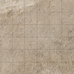 Blend Stone | Nut Mosaico A | Mosaici ceramica | TERRATINTA GROUP