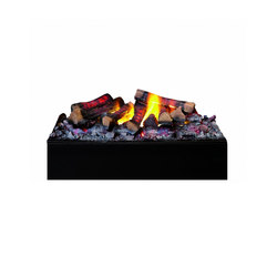 Kit Glamm 3D M | Ventless electric fires | GlammFire