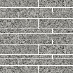 Quartz | Grey Brick wall | Mosaïques | Ceramica Magica