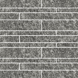 Quartz | Taupe Brick wall | Mosaics | Ceramica Magica