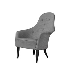 Paradiset Adam Lounge Chair | Poltrone lounge | GUBI