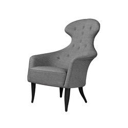 Paradiset Eva Lounge Chair | Poltrone lounge | GUBI