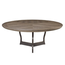 Erasmo dining table | Dining tables | Promemoria
