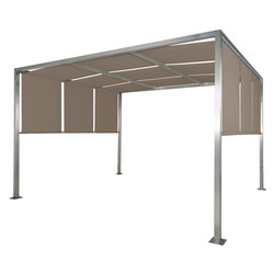 Canopy single 360 multi position | Gazebo da giardino | Mamagreen