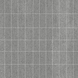Basalt | Grey Mosaic | Mosaïques céramique | TERRATINTA GROUP